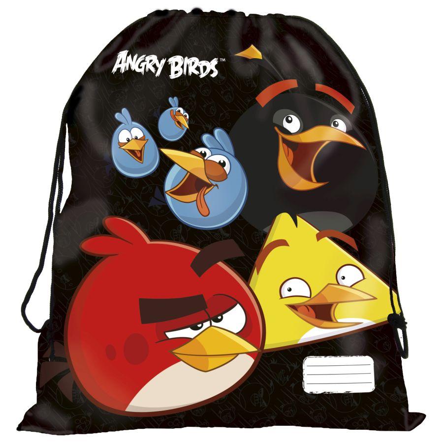Pytlík na přezůvky Angry Birds