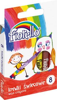 Voskovky Fiorello - 8 barev