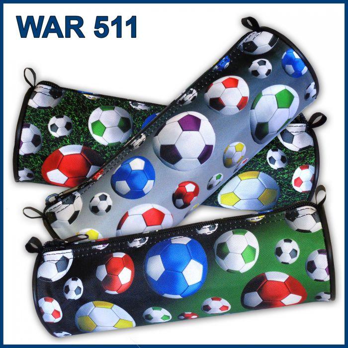 Školní penál fotbal WAR - 511