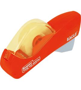 Strojek s lepicí páskou EAGLE T5159B, oranžový