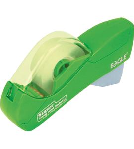 Strojek s lepicí páskou EAGLE T5159B, zelený