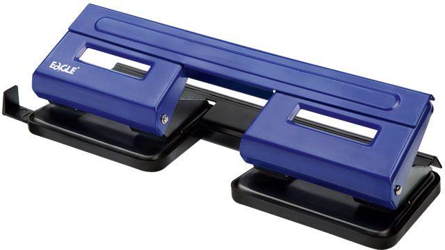 Děrovač EAGLE 9401 na 4 otvory - 10-15 listů, modrý