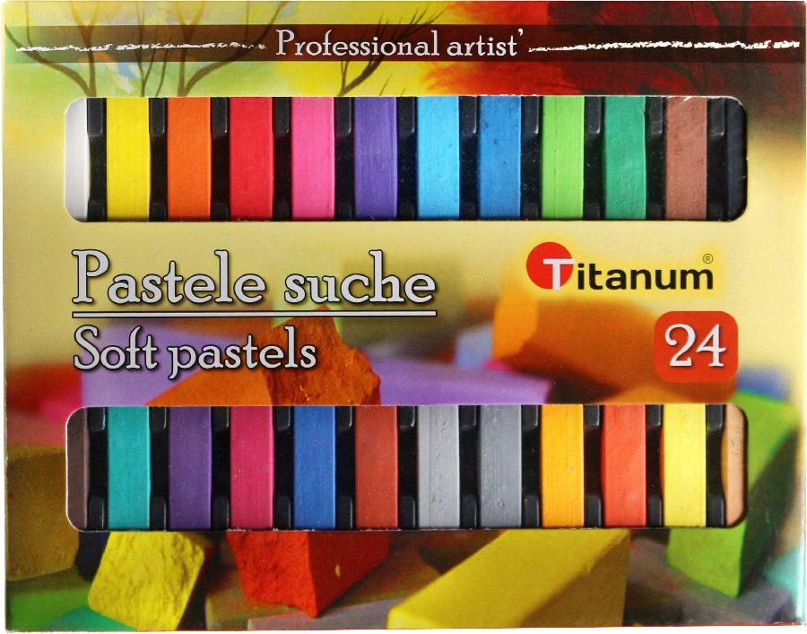 Suché pastely Titanum - 24 kusů