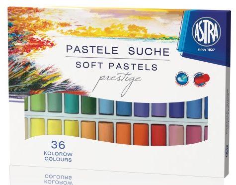 Suché pastely Astra Prestige - 36 barev