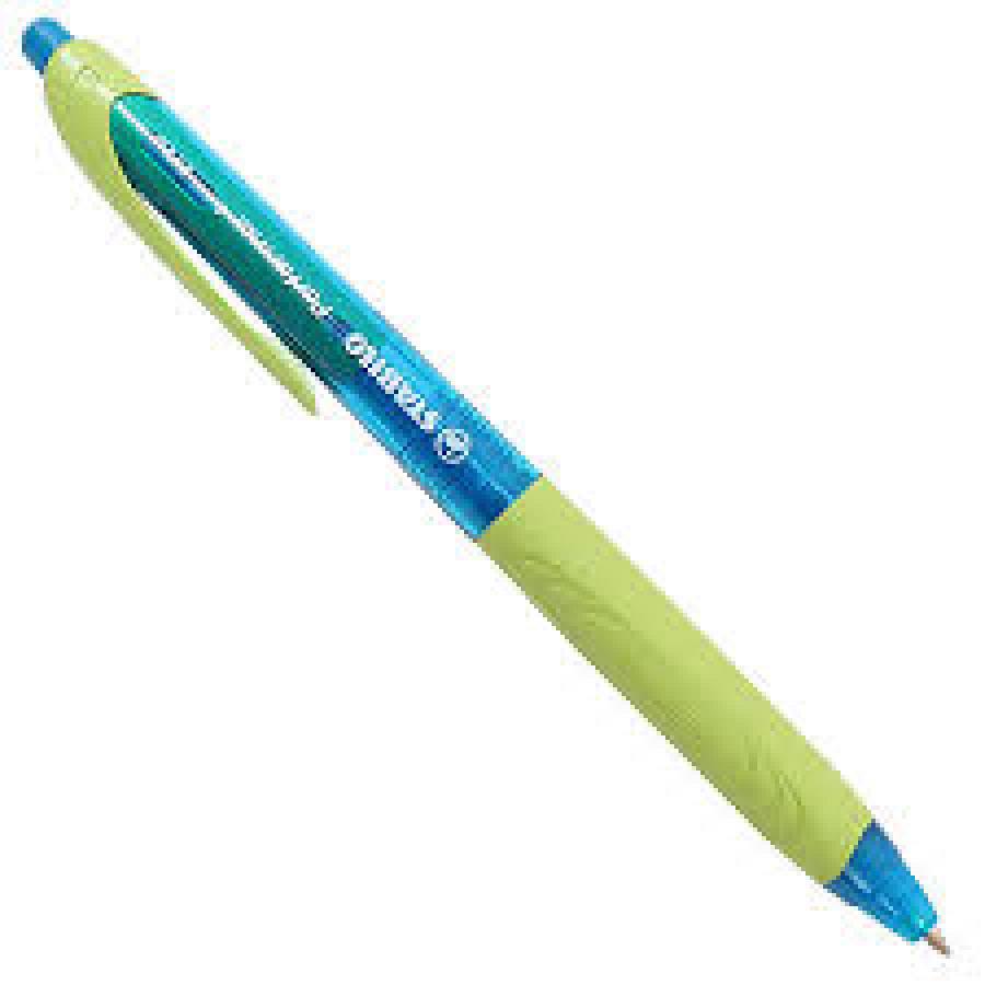 Kuličkové pero Stabilo Performer+ , modro-zelené