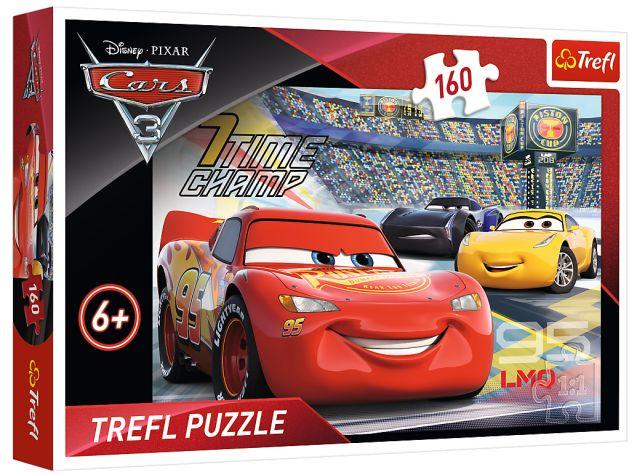Puzzle 160 TREFL - Cars