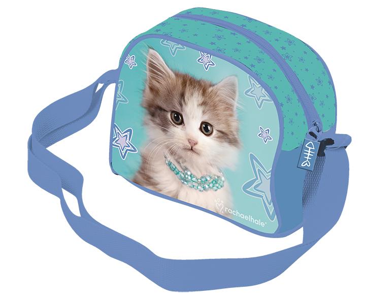 Malá taška přes rameno - Kočka, Rachael Hale