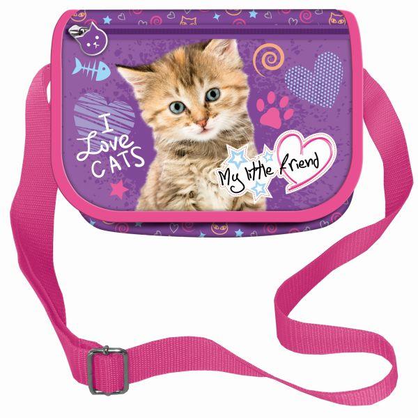 Taška přes rameno Kočka - MY LITTLE FRIEND