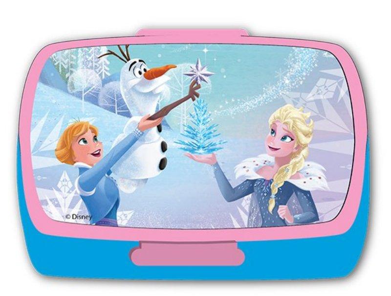Školní svačinový box Frozen