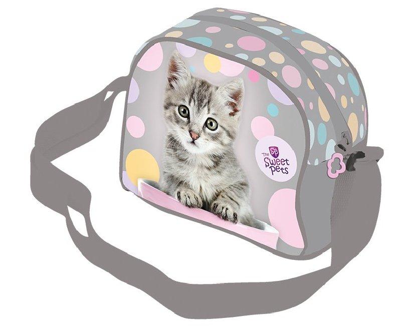 Taška přes rameno - Kočka