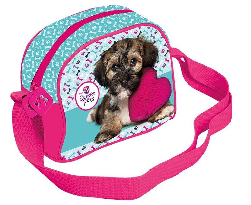 Taška přes rameno - Pes