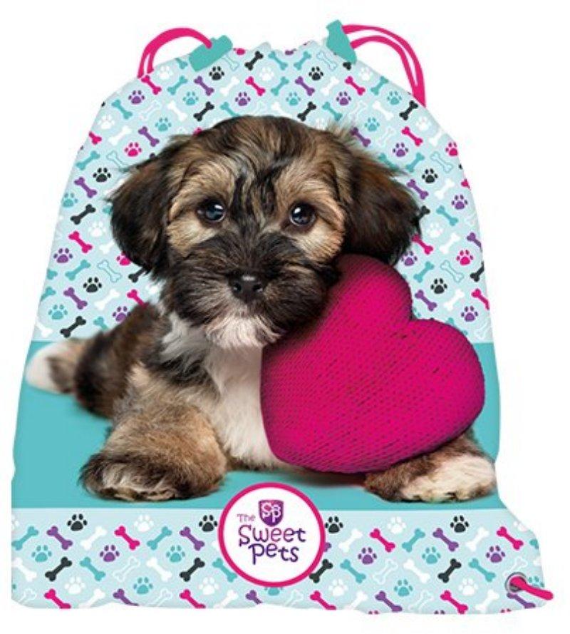 Pytlík na přezůvky Sweet Pets - Pes