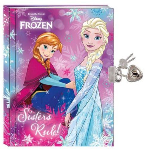 Deníček na zámek -  Ledové království, Frozen