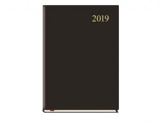Kalendarz ksi±¿kowy MP A5 Firmowy 2021 - stalowy