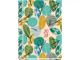 Kalendarz ksi±¿kowy MP A6 Ola 2021 - s³oneczniki