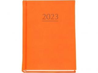Kalendarz ksi±¿kowy MP A6 Ola 2021  - pomarañczowy