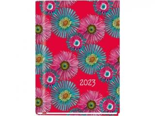 Kalendarz ksi±¿kowy MP B6 Marta 2021 - lilie