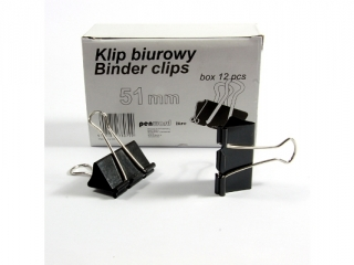 Spinacz binder clip 51mm a12