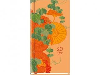 Kalendarz kieszonkowy MP 2021 - ornament