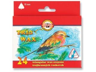 KREDKI TRIO WAX  8274/1 24 KOL. 8,2 MM