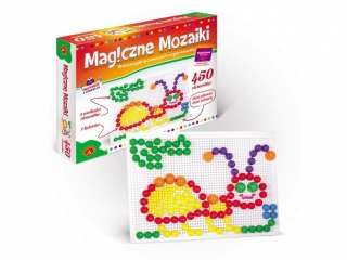 Magiczne mozaiki ALEXANDER kreatywno¶æ i edukacja 450