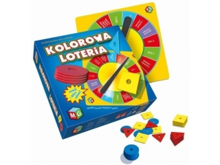 Gra MULTIGRA Kolorowa loteria