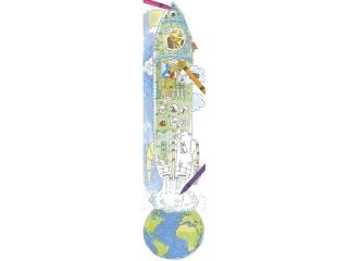 Koloromiarka MONUMI rozm. XL - Psia rakieta