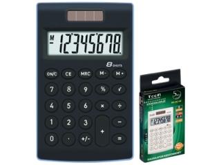 Kalkulator kieszonkowy TR-252, czarny, Toor