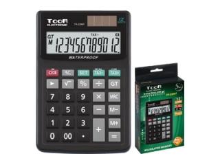 Kalkulator biurowy TR-2296T, Toor