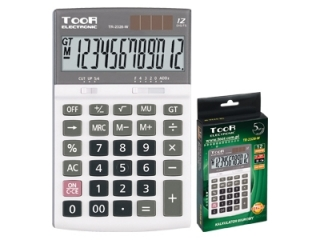 Kalkulator biurowy TR-2328-W, Toor