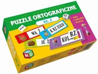 Puzzle MULTIGRA Ortograficzne RZ I ¯