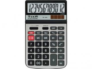Kalkulator biurowy TOOR TR-1216, Toor