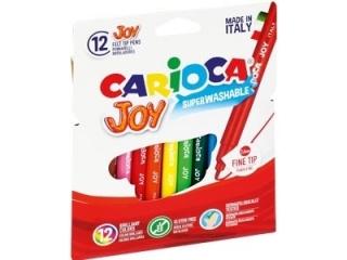 Pisaki CARIOCA Joy 12 kolorów