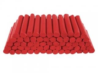 Plastelina w laseczkach luzem 1 kg. Czerwona