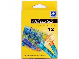 Pastele olejne FIRSTER 12 kolorów