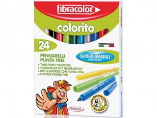 Pisaki Colorito x 24 w pud.