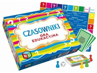 Gra MULTIGRA Edukacyjna - Czasowniki