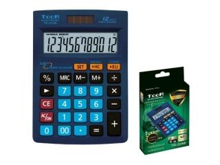 Kalkulator TR-2216E12 pozycyjnywalutowy (SZ)