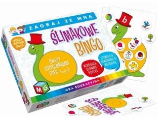Gra MULTIGRA ¦limakowe bingo - edukacyjna