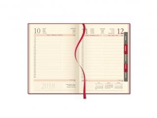 Kalendarz ksi±¿kowy SAPT A5 z registrami SK1-2 2021