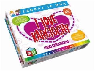 Gra MULTIGRA I love karciochy