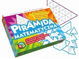 Gra MULTIGRA Piramida matematyczna