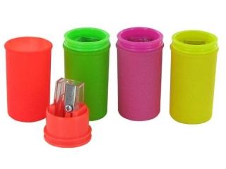 Temperówka KUM puszka mini, mix kolorów