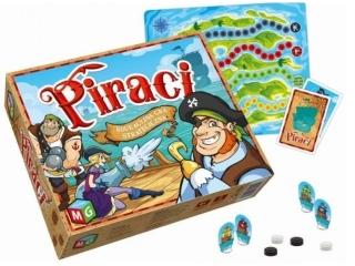 Gra MULTIGRA Piraci
