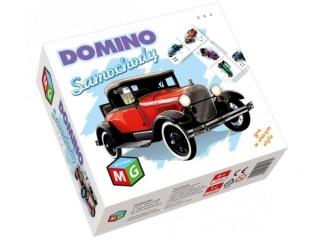 Gra MULTIGRA Domino - Samochody w starym stylu