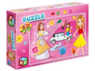 Puzzle   60 MULTIGRA Bal, puzzle