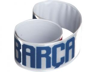 Opaska odblaskowa ASTRA FC-117 FC BARCELONA BARCA FAN 4