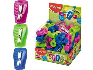 Temperówka MAPED Boogy 1 otwór mix kolorów