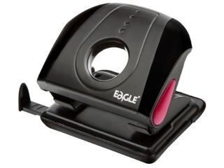 Dziurkacz EAGLE DYNAMIC P5180M  czerwony 20 kartek