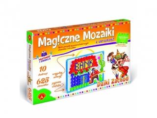 Magiczne mozaiki ALEXANDER Dziki zachód